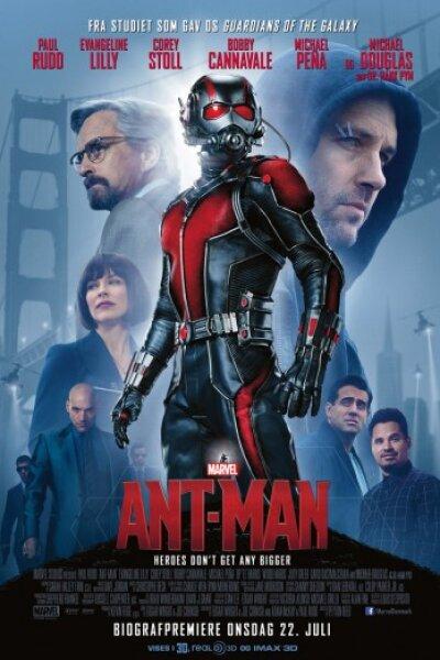 Marvel Studios - Ant-Man - 3 D