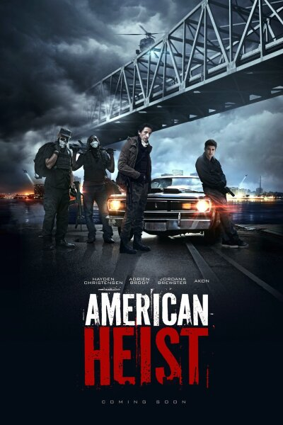 NGN Productions - American Heist