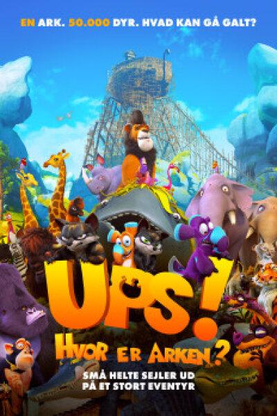 Ulysses Filmproduktion - Ups! Hvor er Arken?