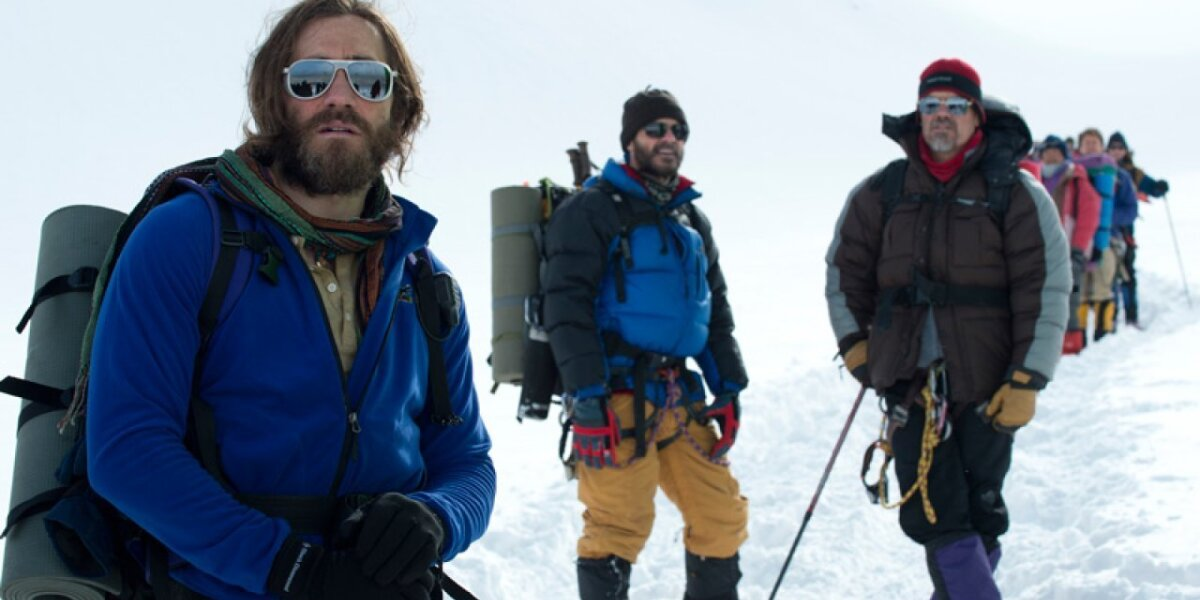 Cross Creek Pictures - Everest - 3 D