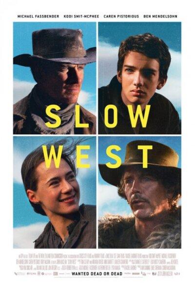 See-Saw Films - Slow West