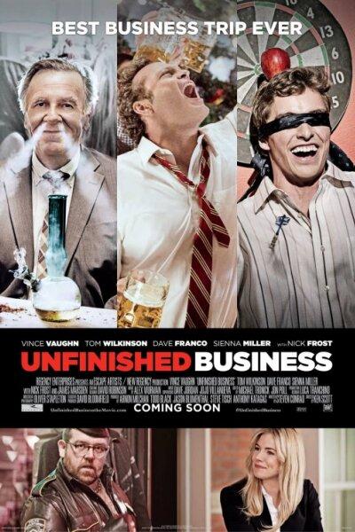 Escape Artists - Unfinished Business