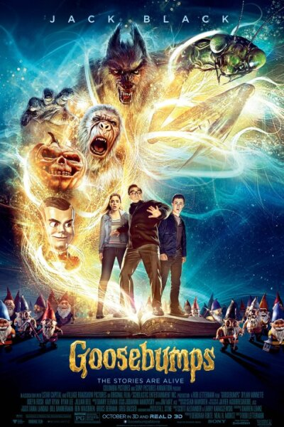 Columbia Pictures - Gåsehud