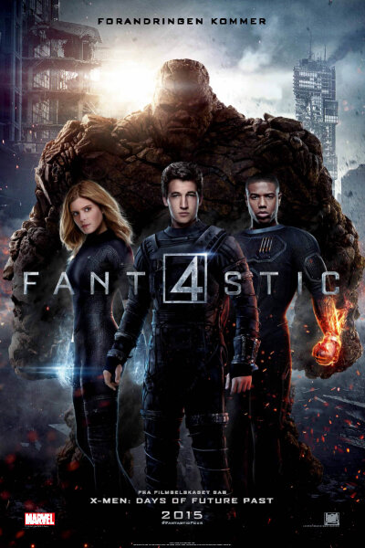 Genre Films - Fantastic Four