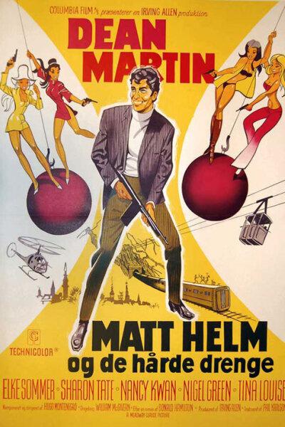 Columbia Pictures Corporation - Matt Helm og de hårde drenge