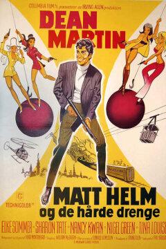 Matt Helm og de hårde drenge