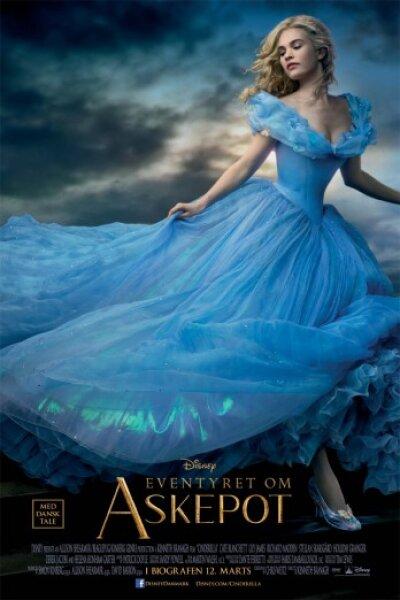Walt Disney Pictures - Eventyret om Askepot - med dansk tale