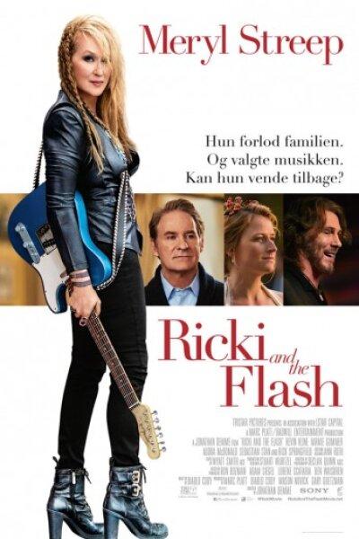 Clinica Estetico - Ricki and the Flash