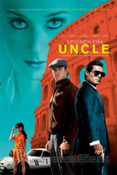 Warner Bros. - Spionen fra U.N.C.L.E.