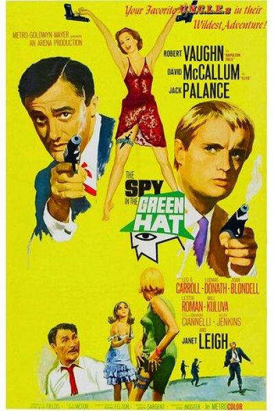 Arena Productions - Spionen med den grønne hat