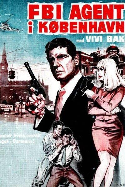 Roxy Film - FBI Agent i København