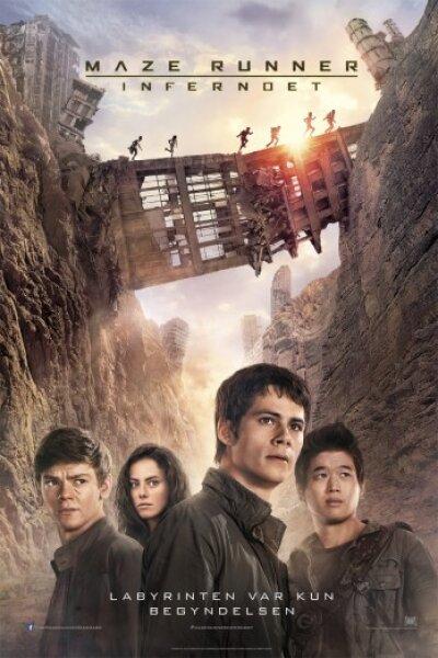Temple Hill Entertainment - Maze Runner: Infernoet