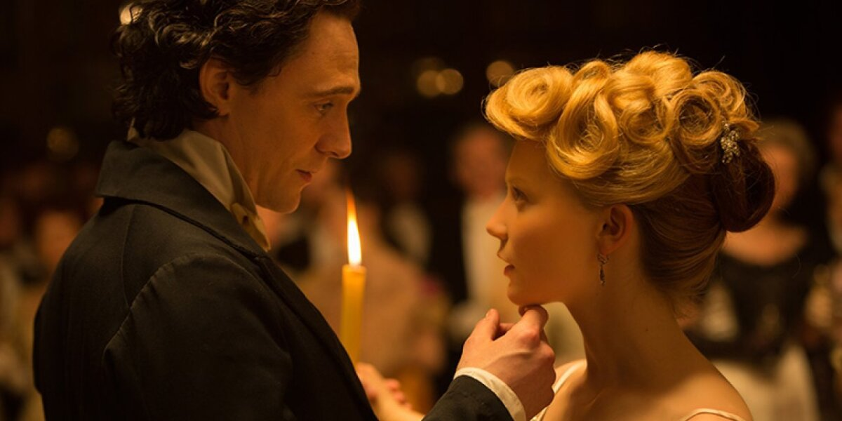 Legendary Pictures - Crimson Peak