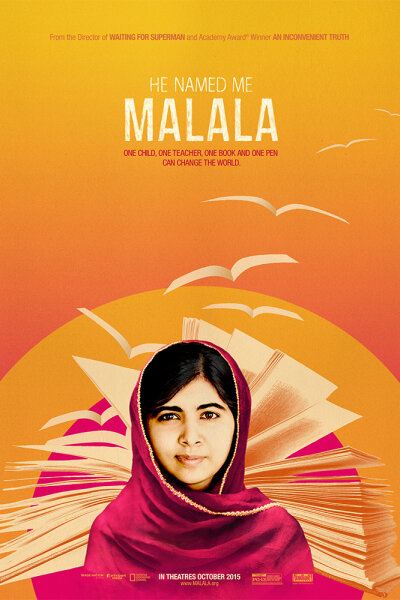 Imagenation Abu Dhabi FZ - He Named Me Malala