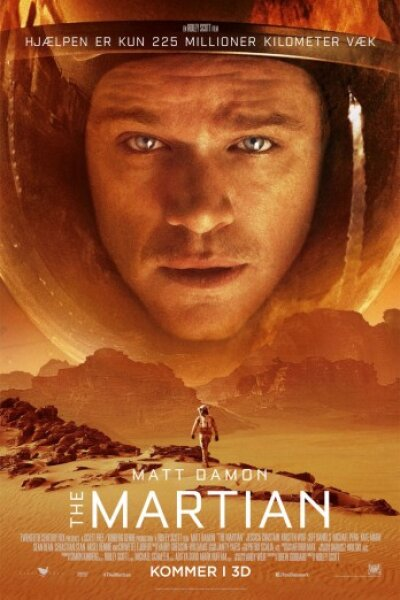 Genre Films - The Martian - 3D