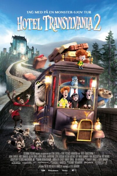 Sony Pictures Digital - Hotel Transylvania 2 - 2 D