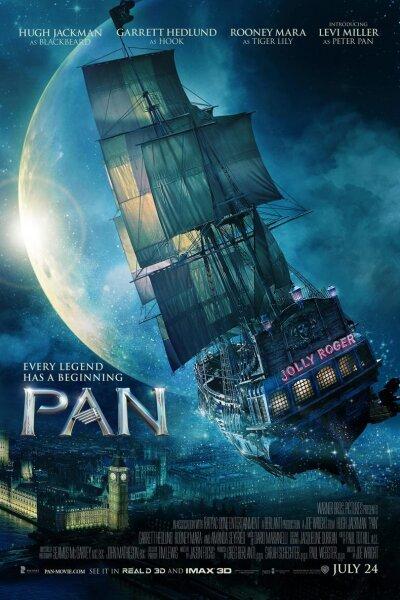 Berlanti Productions - Pan - 2 D