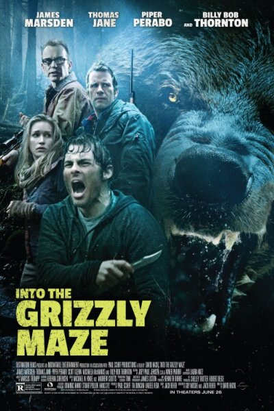 Purple Pictures - Into the Grizzly Maze