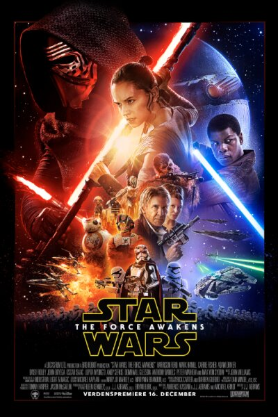 Bad Robot - Star Wars: The Force Awakens - 3 D