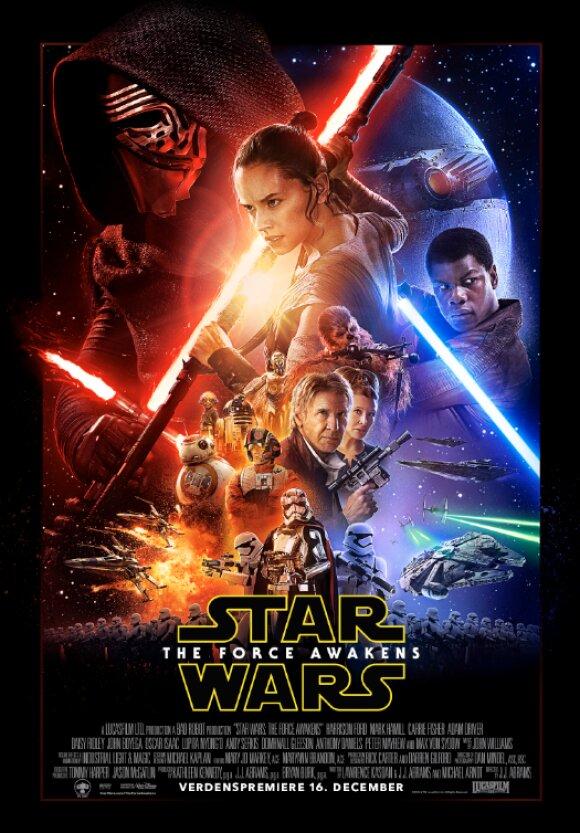 Star Wars: The Force Awakens - 3 D