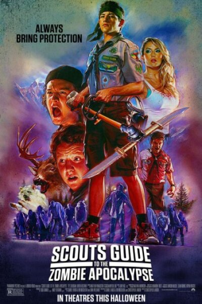 Broken Road Productions - Scouts Guide to the Zombie Apocalypse