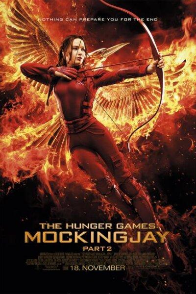 Lionsgate - The Hunger Games: Mockingjay - del 2 - 2 D