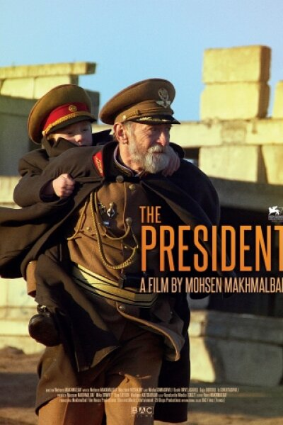 20 Steps Productions - The President