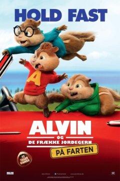 Alvin og de frække jordegern - På farten