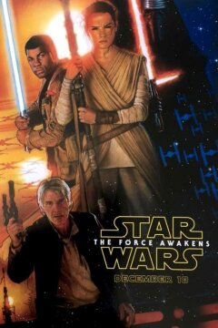 Star Wars: The Force Awakens - 2 D