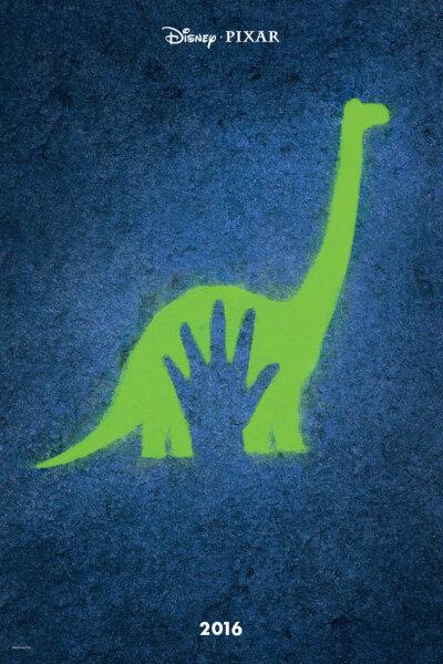 Pixar Animation Studios - Den gode dinosaur - 2 D - dansk tale