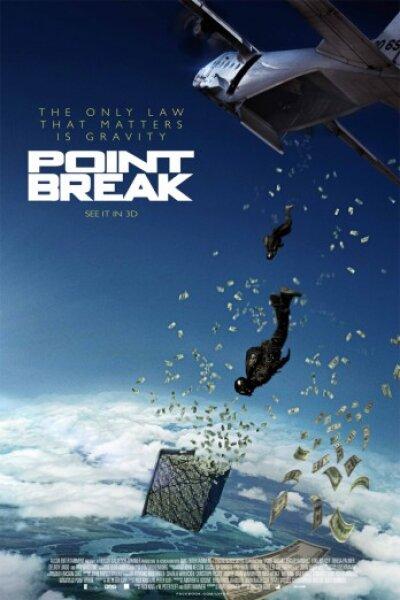 Alcon Entertainment - Point Break - 3 D