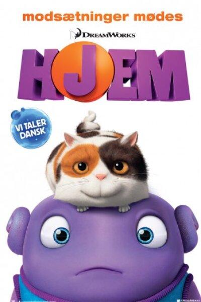 DreamWorks Animation - Hjem - 2 D