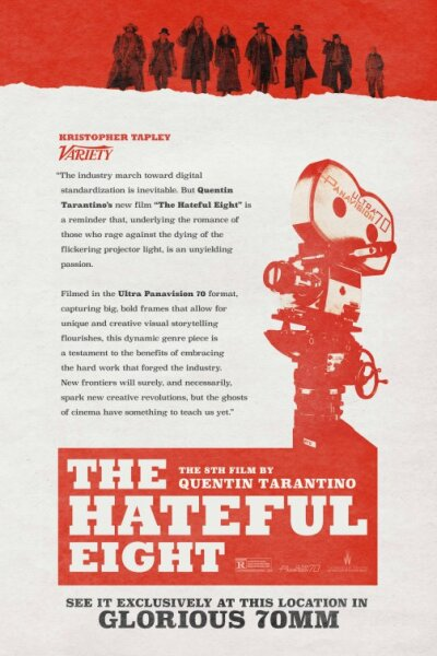 Weinstein Company, The - The Hateful Eight - 70mm