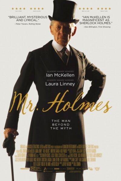 See-Saw Films - Mr. Holmes