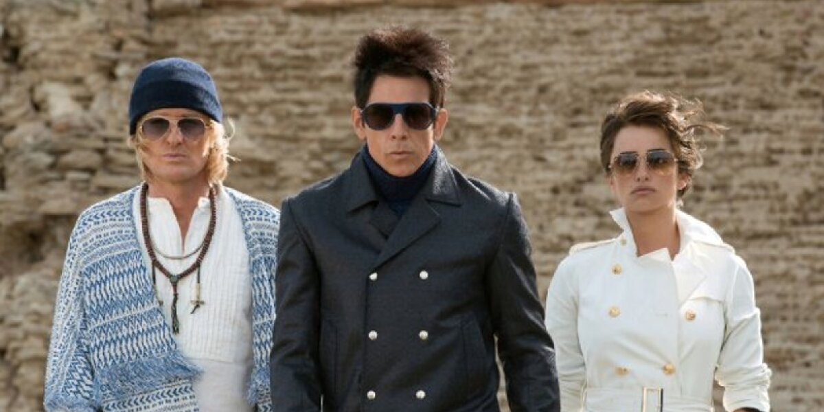 Red Hour Films - Zoolander 2