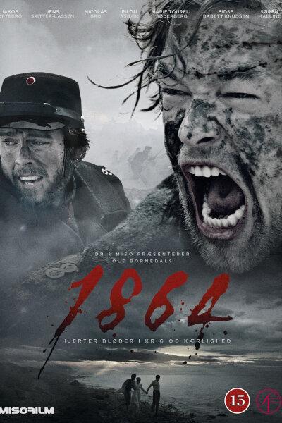 Miso Film - 1864 - brødre i krig