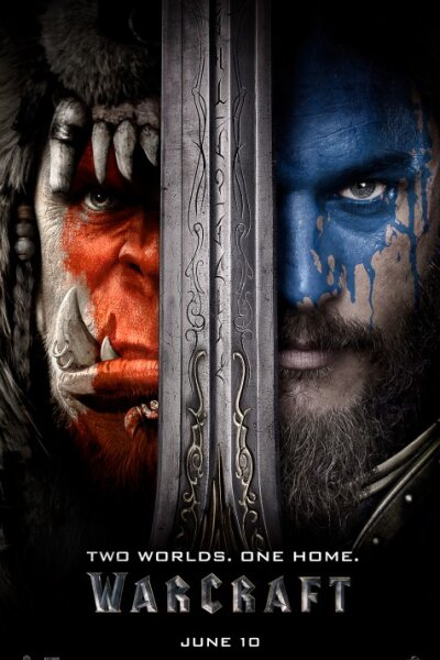 Legendary Pictures - Warcraft: The Beginning - 3 D