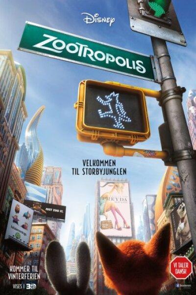 Walt Disney Animation Studios - Zootropolis - 3 D