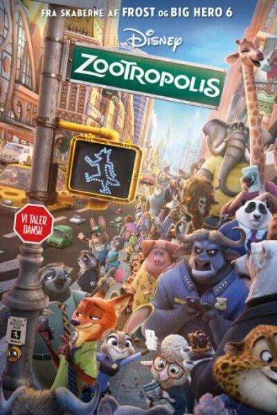 Walt Disney Pictures - Zootropolis - 2 D