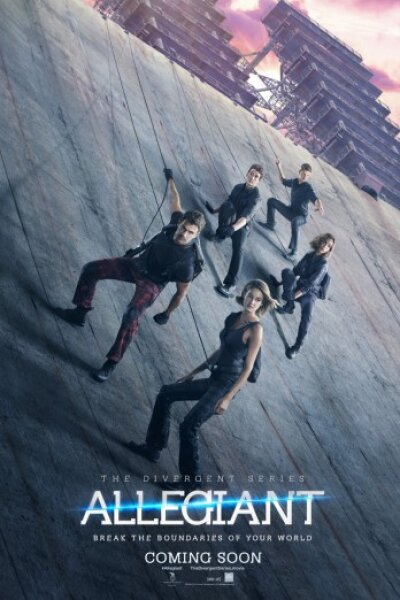 Red Wagon Entertainment - The Divergent Series: Allegiant - 3 D