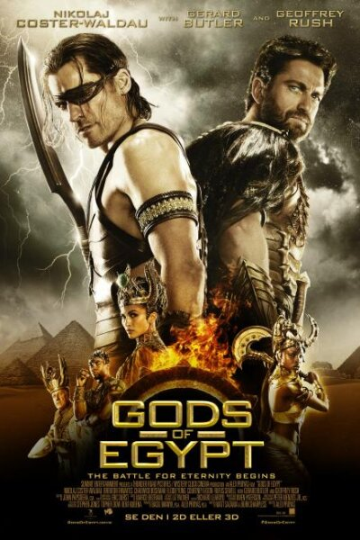 Pyramania - Gods of Egypt - 2 D