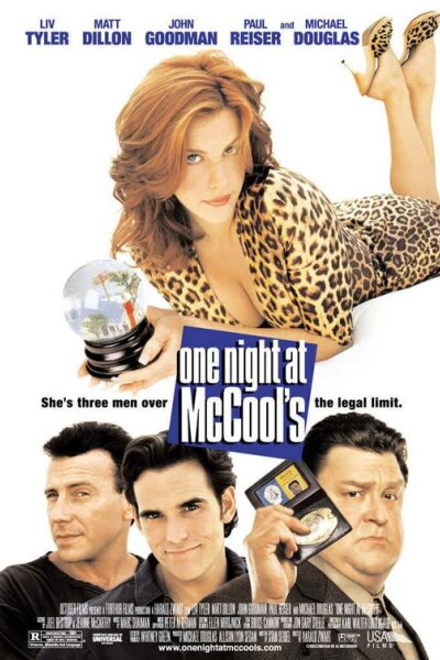 October Films - One Night at McCool's