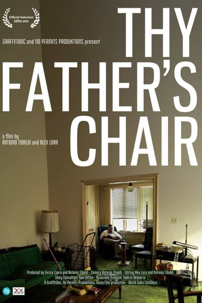 GraffitiDoc - Thy Father's Chair