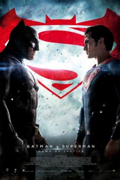 DC Entertainment - Batman v Superman: Dawn of Justice - 2 D