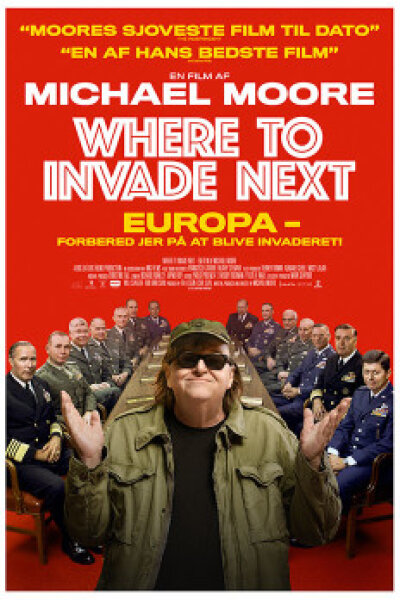 IMG Films - Where to Invade Next
