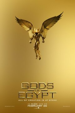 Gods of Egypt - 3 D