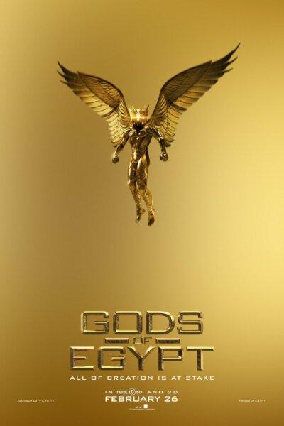 Pyramania - Gods of Egypt - 3 D