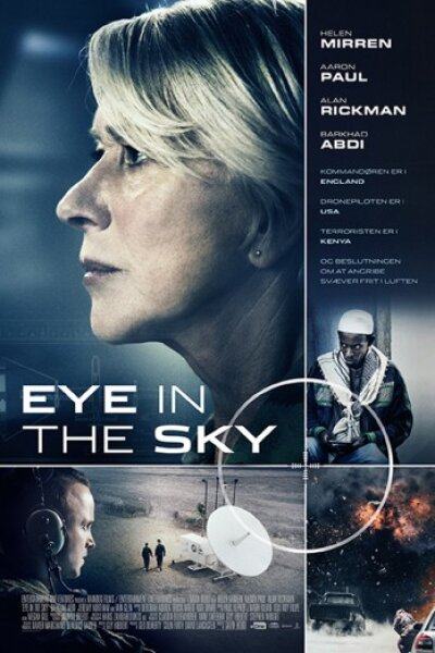 eOne Films - Eye in the Sky