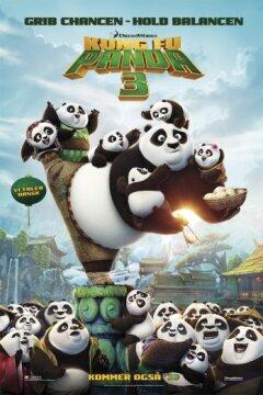 Kung Fu Panda 3 - 2 D