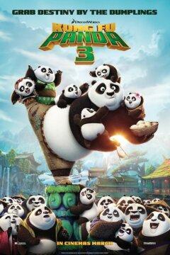Kung Fu Panda 3 - Org.vers. - 3 D